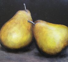 Pears by GeorgieBouy