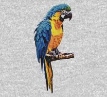 Parrot #1 Kids Clothes
