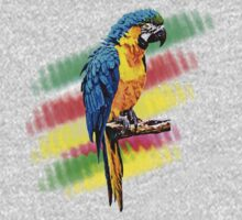 Parrot #2 Kids Clothes
