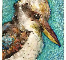 Kookaburra by Melissa D'Orazio