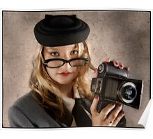 Kodachrome Moment Poster
