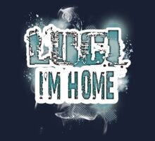 LUCI I'M HOME by RocksaltMerch