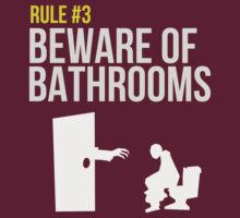 Zombie Survival Guide - Rule #3 - Beware of Bathrooms by Alexander Wilson