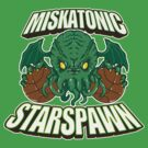 Miskatonic Starspawn by TeeKetch