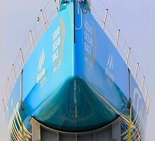 Volvo Ocean Race. Lisbon by terezadelpilar~ art & architecture