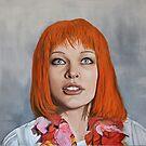 Leeloo by Martin Lynch-Smith