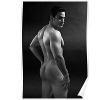 39353bw Chris Rockway Poster
