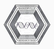 BASKERVILLE RESEARCH BASE by theshockblanket