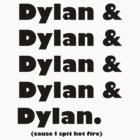 Dylan's Favorite Rapper List by HouseofXLVII