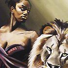 Queen of the Jungle by Shane Jahi Jackson
