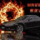 Mazda RX 8 by Glenn Bumford