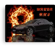 Mazda RX 8 Canvas Print