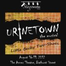 Urinetown Character tee - Little Becky Two-Shoes by marinasinger
