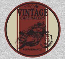 Vintage Cafe Racer Kids Clothes