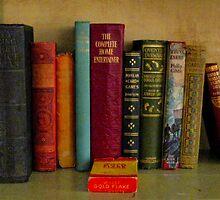 Old Books by Karen  Betts