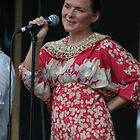 Emiliana Torrini by Sally Kitten