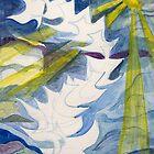 Descending Spirit by lorikonkle