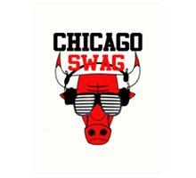 Chicago Swag Art Print