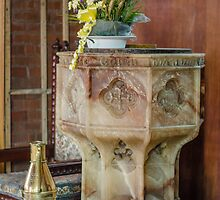 Church Baptism by david261272