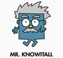 Mr. Knowitall Kids Clothes