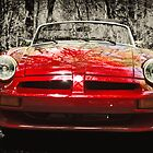 v6 powered Mgb by Brandon Taylor