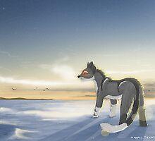 Silent Winter by LABINNAK