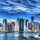 NYC HDR by William  Donnelly