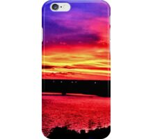 Sunrise over Denison Dam [iPhone - iPod Case] iPhone Case/Skin