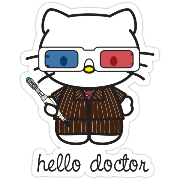 Hello Doctor 10 by deidralynn