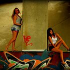 Ashley and Laine by mtphotography