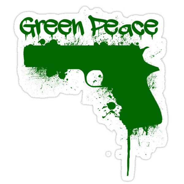 Green Peace by SkinnyJoe