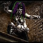 Cybergoth Photography 005 by Ian Sokoliwski