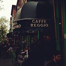 Cafe Reggio - Greenwich Village - New York City by SylviaS