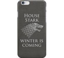 House Stark iPhone Case iPhone Case/Skin