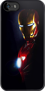 iron man by Beastychicken
