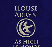 House Arryn iPhone Case by alexandramarieg