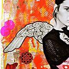 Portrait of A Spanish Angel by Vikki-Rae Burns