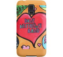 DMB Tribute Samsung Galaxy Case/Skin