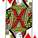 Queen of Hearts by Jason Scott