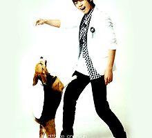 SHINee- Jonghyun by donweirocks