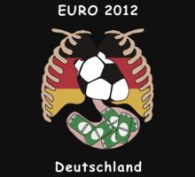 Deutschland in Euro 2012 by dreamkripted