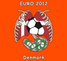 Denmark in Euro 2012 by dreamkripted