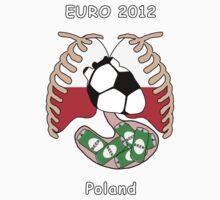 Poland in Euro 2012 by dreamkripted