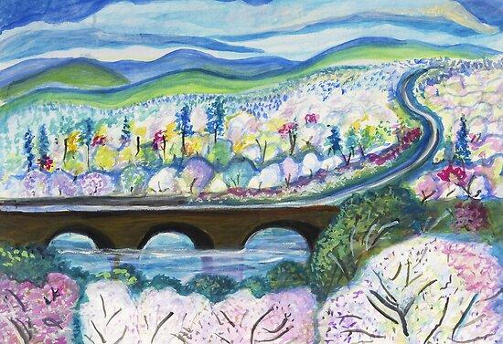Free Bridge Spring by lorikonkle