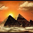 The Egyptian Ocean by Richard  Gerhard