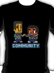 8 bit Team Trobed T-Shirt