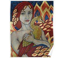 If I Were A Phoenix Bird Poster