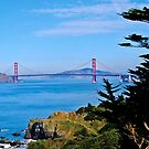 View from Land's End by Bryan D. Spellman