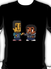 8 bit Team Trobed 2 T-Shirt