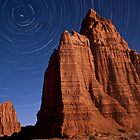 The Temple of the Sun and the Moon by Shane Moss